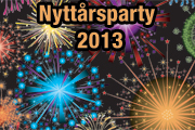 Nyttårsparty 2013: Trancefied