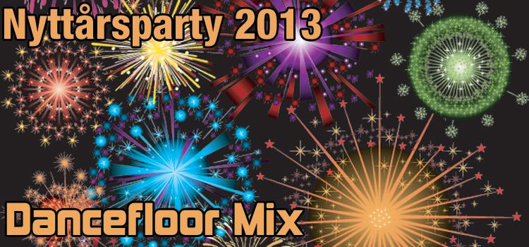 Nyttårsparty: Dancefloor Mix