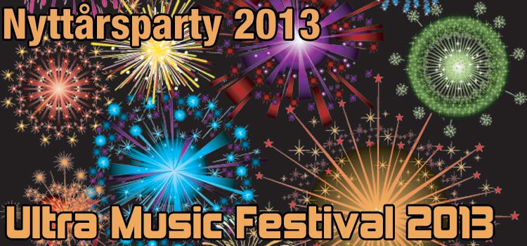 Nyttårsparty: Ultra Music Festival